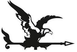 флюгеры,декор из металла,плазменная резка,балясины,декор для забора, кованные элементы,флюгер орел,флюгер,табличка,художественная резка