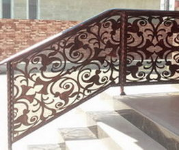 перила, перила для лестниц, перила металлические, перила калининград, перила кованные, перила плазменная резка, ограждения для балконов, ограждение для балкона